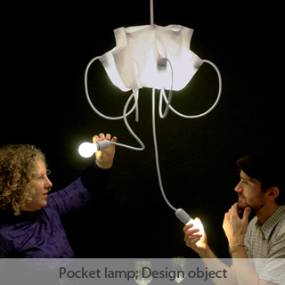 Pocket lamp